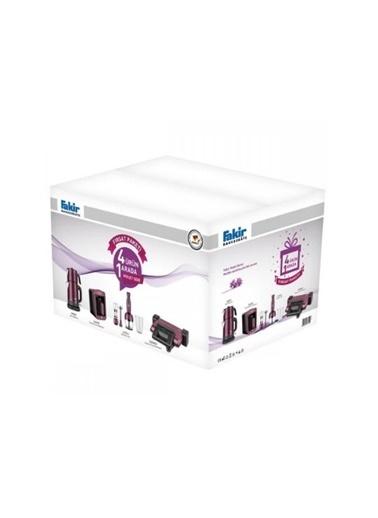 Fakir Fırsat Paketi 1 Violet Serisi 4'lü Çeyiz Seti Renkli